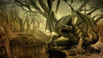 A Dragons Wrath by MarquisAmon