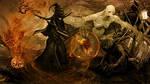 Halloweens Curse by MarquisAmon