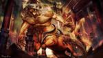 Kingdom Of The Beast by ONMYKNEESFORGOD