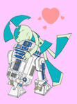 XJ-9 and R2-D2