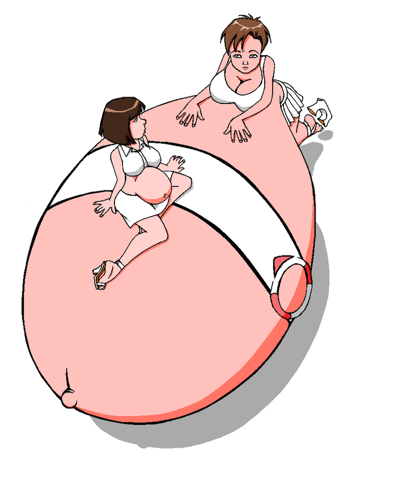 Big Pregnant Bellies Comic Thetamassive Mother And