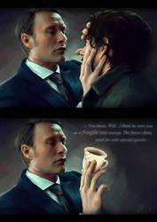 Hannibal by Allinor