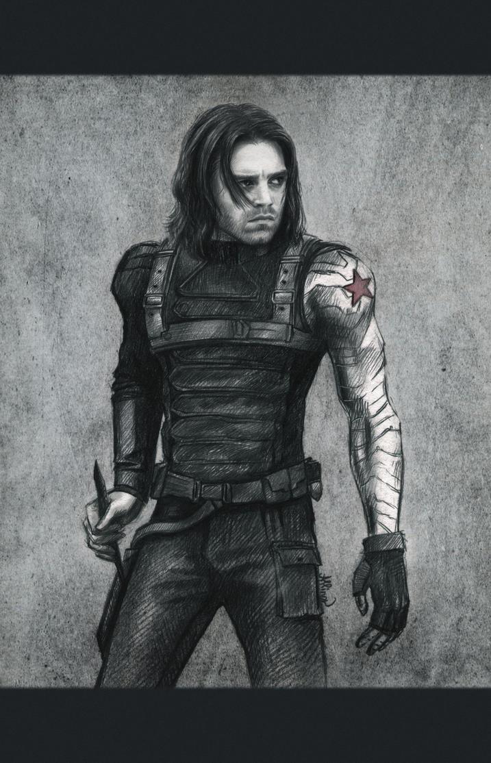 Winter Soldier by Allinor