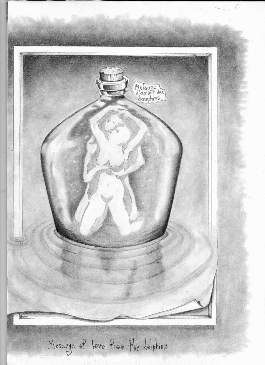Dolphin illusion picture impremedia illusion by theraevyn13 dolphins or lovers illusion by theraevyn13 reviewsmspy
