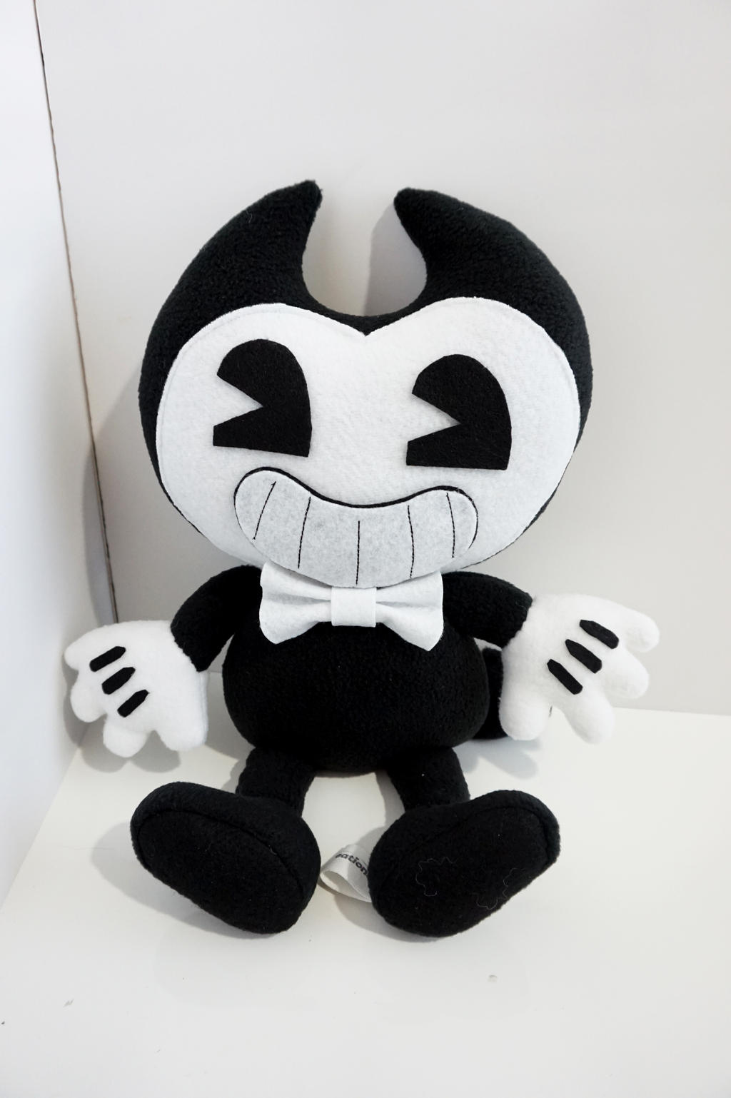 Bendy Plush by FabroCreations on DeviantArt