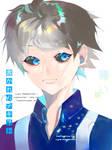 [ COMMISSION ] character headshot