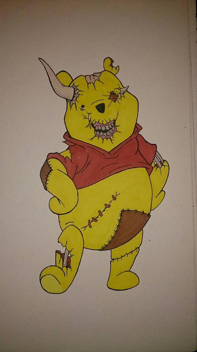 Pooh  by Tawern100