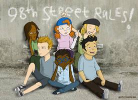 Recess: The 98th Street Kids by goofymoNkey