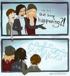 OUAT: Snow Hates Regina by goofymoNkey