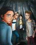 Nowhere Boys by goofymoNkey