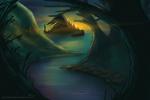 Journey To Dragon Island by goofymoNkey