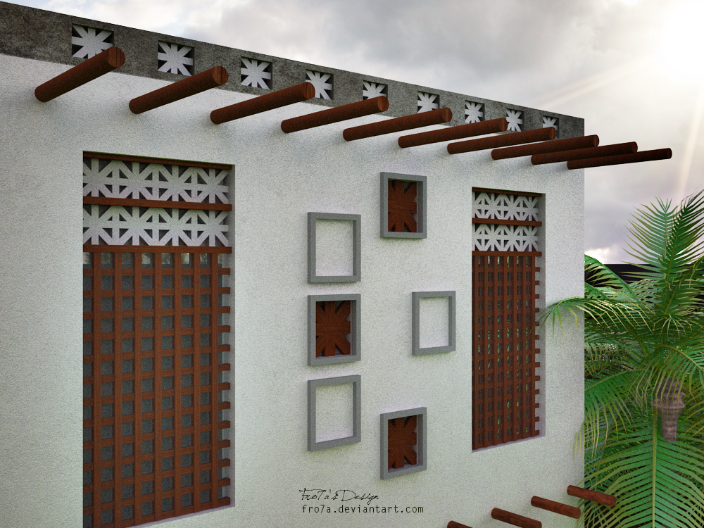 Traditional Detailing by Fro7a