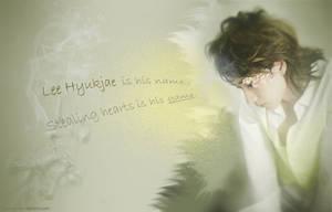 Lee Hyukjae by hyukun