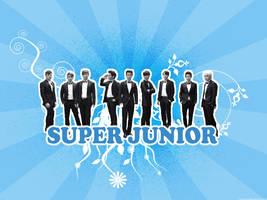 Super Junior by hyukun