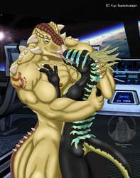 Prelude by anthrosaur