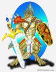 Lizardfolk Champion