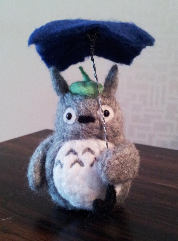 Totoro by capotasto