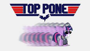 Top Pone (MLP Wallpaper)