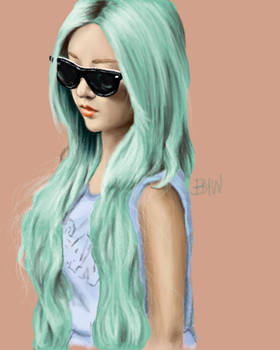 Qri Speed Paint