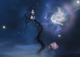Just a Dream by Ghislaine-L