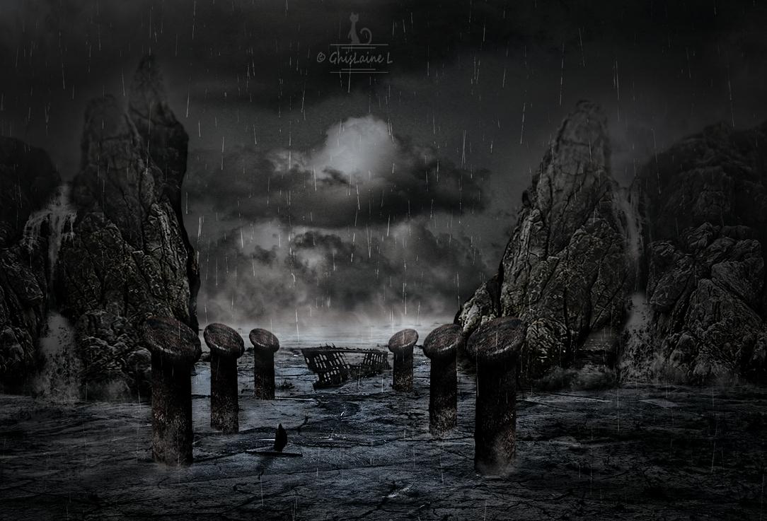 Wreck by Ghislaine-L