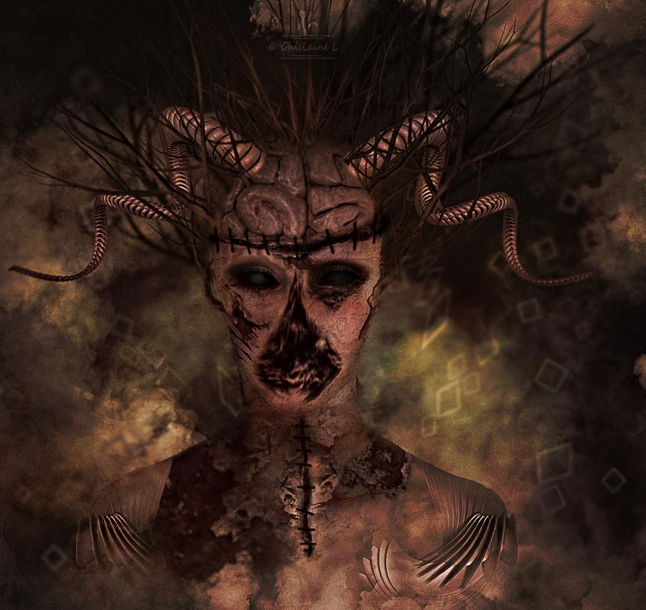 Disfigured by Ghislaine-L