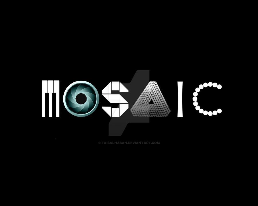logo:MOSAIC by faisalhasan