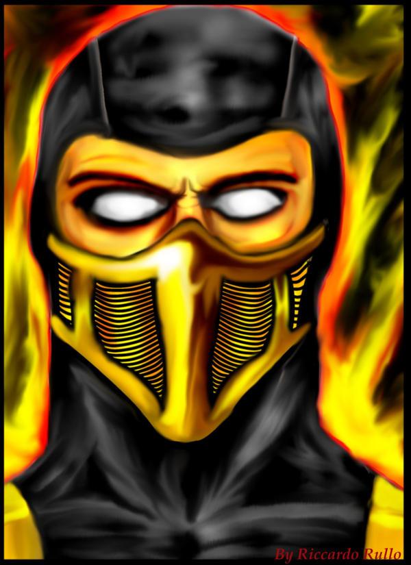 Images of Scorpion Mortal Kombat Mortal Kombat Scorpion Face