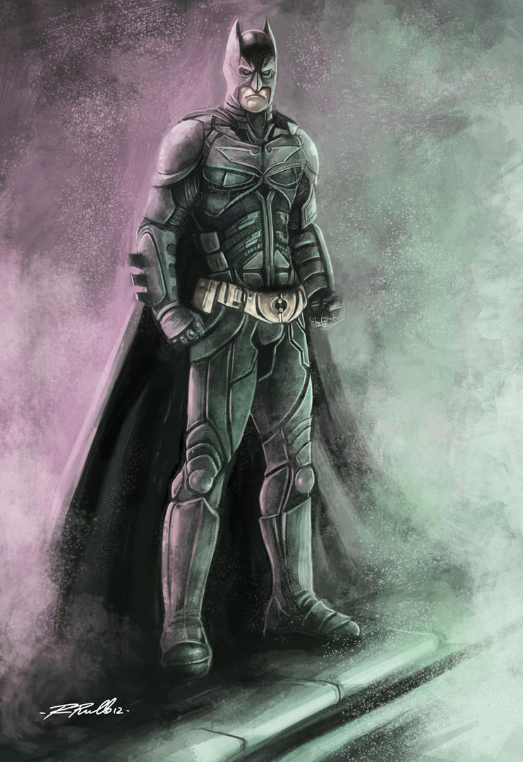 Batman by shiprock