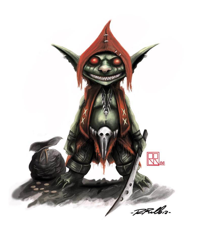 Goblin by shiprock