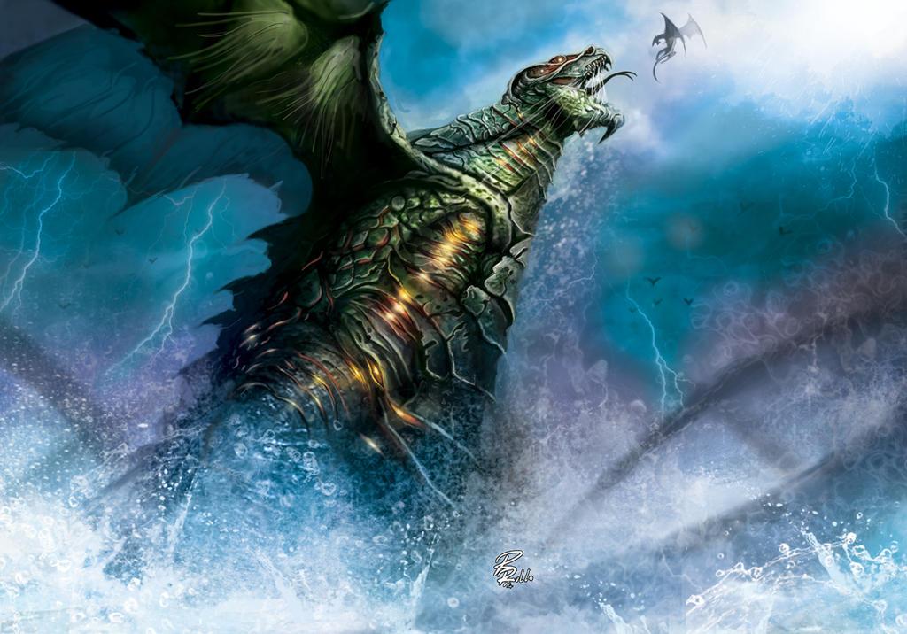 Leviathan by shiprock