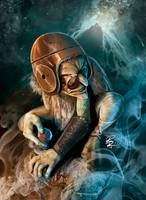 Goblin seeker by shiprock