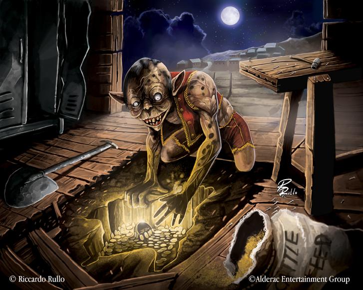Doomtown: Junior by shiprock