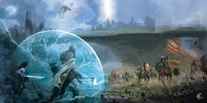 Battle! by shiprock