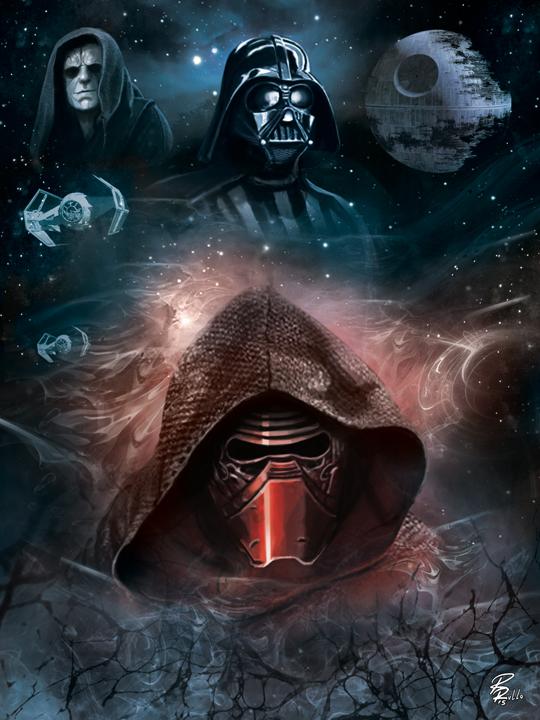 Star Wars: The dark side ! by shiprock on DeviantArt