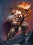 Zargh Fire Hammer