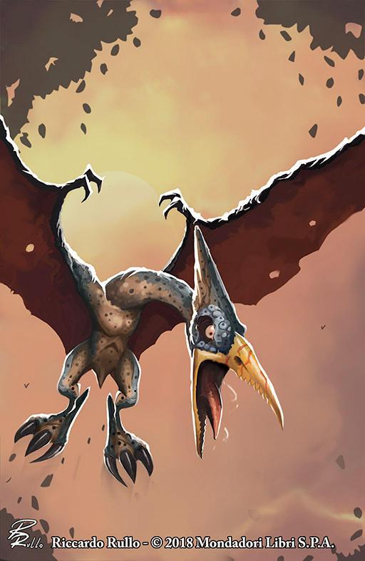 Dinoworld: Il volo dello pterosauro