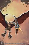 Dinoworld: Il volo dello pterosauro by shiprock