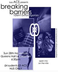 breaking barriers by bowy-in-da-corner