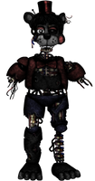 Withered SpringLefty (Remake)
