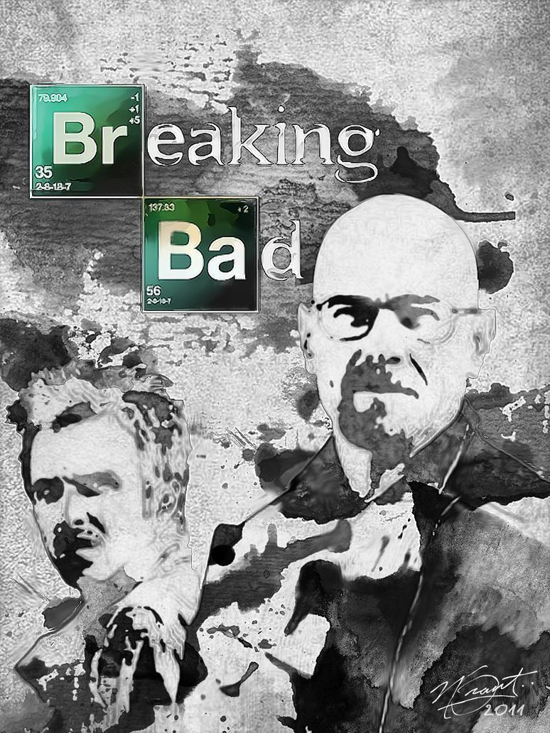 Breaking Bad by natg31