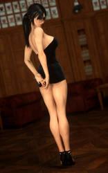 Lara - Little Black Dress 02