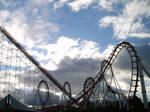 Roller Coaster - Six Flags