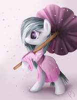 Marble Pie [Commission for that1brony1guy] by Unicorn2000