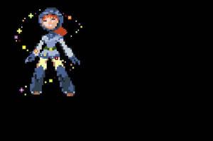 Ghibli Sprites - Nausicaa by IcyRose13