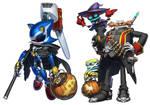 Halloween Metal, Dr.Eggman