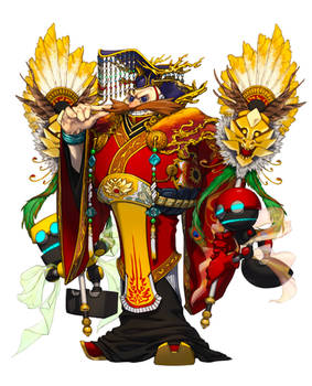 Eggman the Eclipse Emperor
