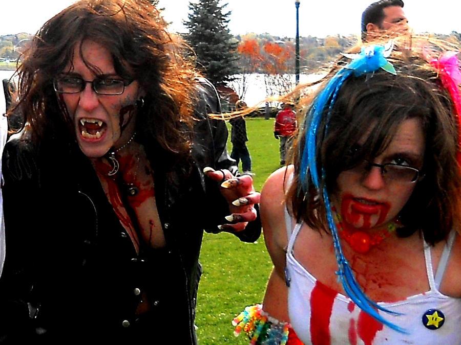 werewolf costume halloween 2011 by WolvenNightmare666