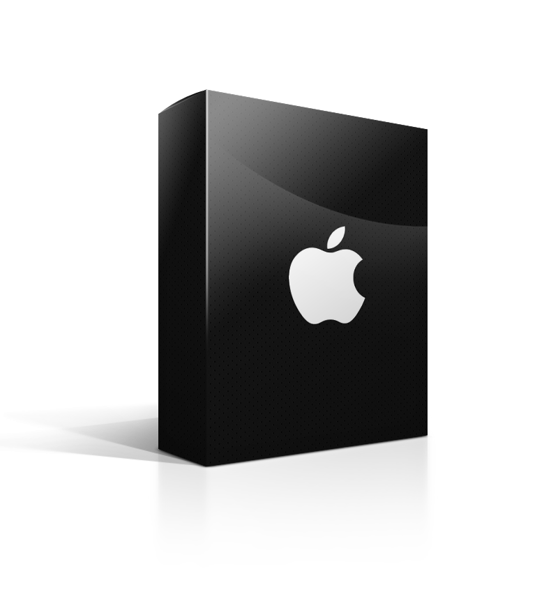 New Apple Box Design By Darkdudexx On Deviantart