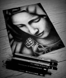 Pieta by emafar